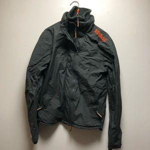Superdry Double Black Label Windcheater Jacket